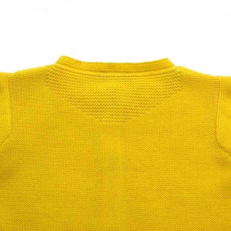 Cardigan tricot mimosa Victoire