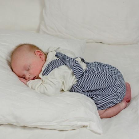 Hector Bloomers blue gingham