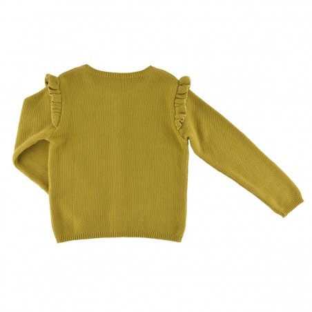 Cardigan tricot mousse Maria