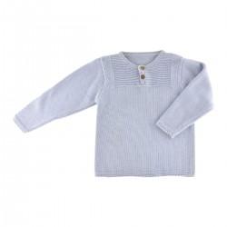 Pull tricot lavande Ferdinand