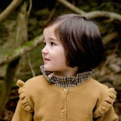 Maria Cardigan moss knit