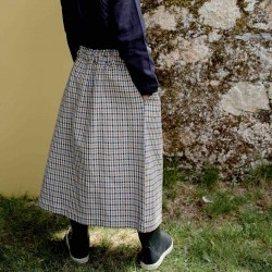 Brune Skirt tweed