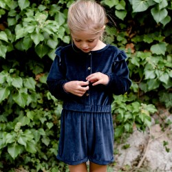 Pia Playsuit midnight blue...