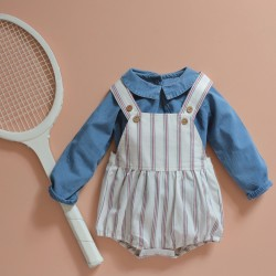 Hector tennis stripes Bloomers