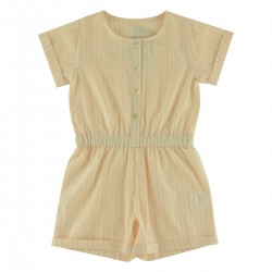 Pia playsuit vanilla...