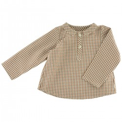 Maxence shirt gingham...