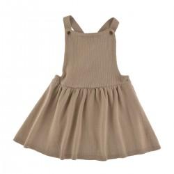 Sixtine Apron Skirt nougat...