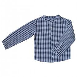Maxence Shirt check fabric