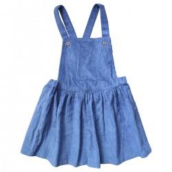Sixtine Apron Skirt misty...