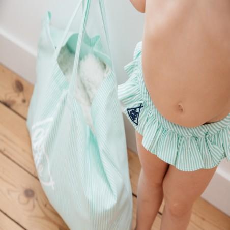 maillot de bain rayé Juliette