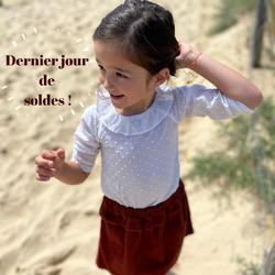 C'est le DERNIER jour de soldes!! Vite, vite, vite il ne vous reste plus que quelques heures de petits prix! ⁠🌟⁠ .⁠ It's the LAST day of sales!! Hurry, you only have a few hours of low prices left! ⁠⁠🌟⁠ .⁠ #soldes #modeenfant #modebebe #petitsprix #moderesponsable #sales #kidsfashion #babyfashion #lowprices #sustainablefashion