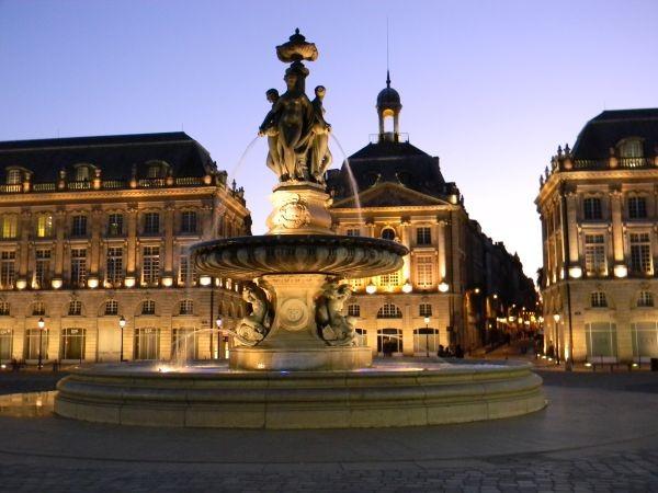 Bordeaux...