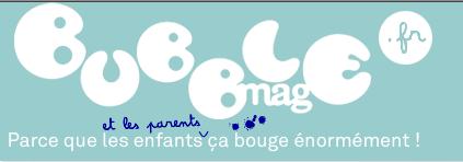 A comme Automne ..... merci Bubble mag