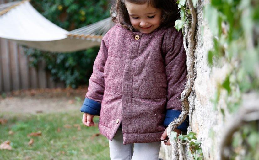 La nouveauté de cette saison : le manteau Sacha!