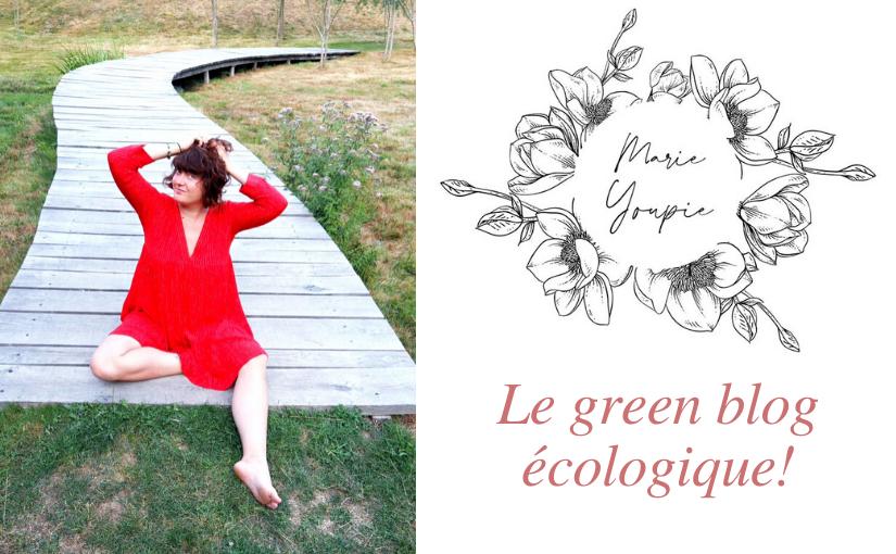 Interview de Marie, du blog Marie Youpie